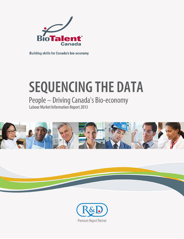 Sequencing the Data report cover