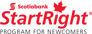 Scotiabank StartRight logo