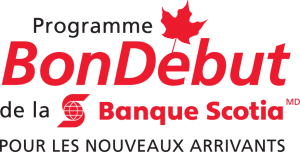 Programme BonDebut de la Banque Scotia logo