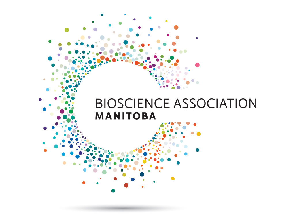 Bioscience Association of Manitoba logo