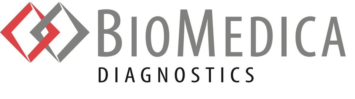 BioMedica Diagnostics logo