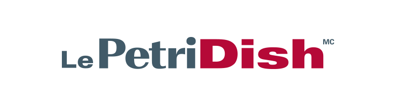 Le PetriDish logo