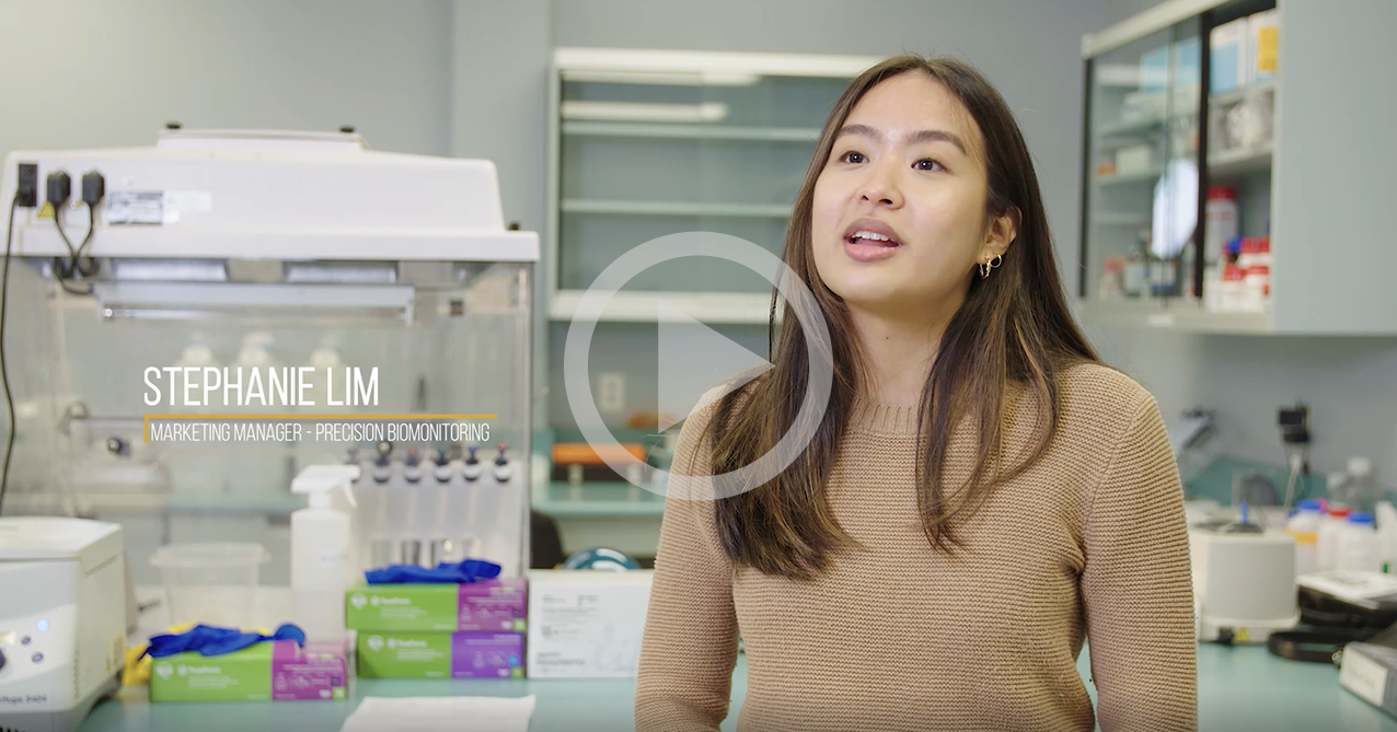 Link to YouTube video of SWPP participants - Precision Biomonitoring
